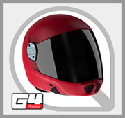 Cookie Composites - A brand new G4 Fullface helmet